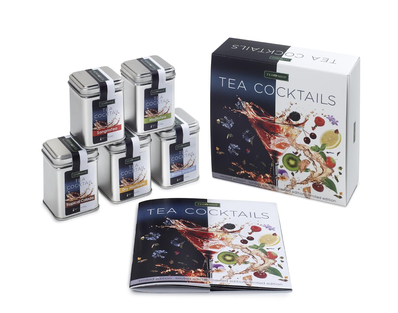 Nuevos tea cocktails en Tea Shop