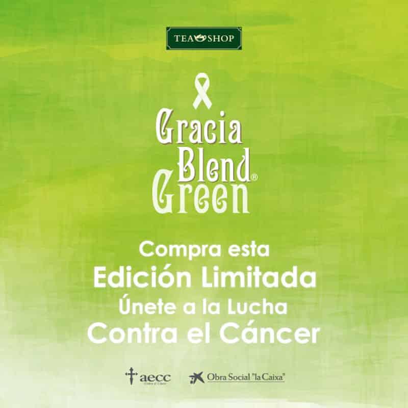 Gracia Blend Green en Tea Shop