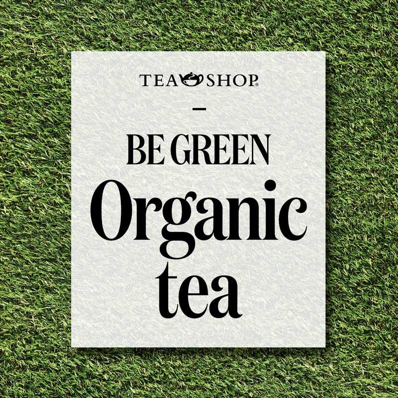 """""""Organic Collection"""" selección 100% ecológica de Tea Shop"""