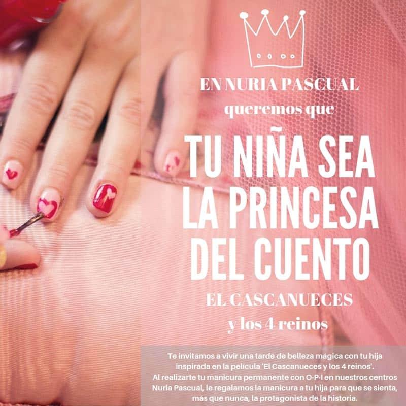 En Nuria Pascual queremos tu hija sea la protagonista
