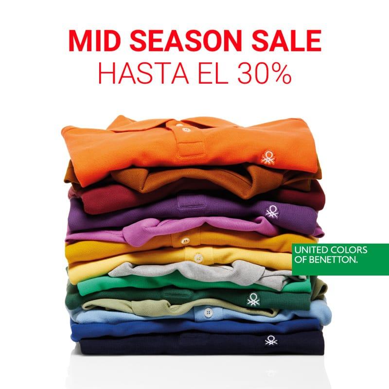 Promocions United Colors of Benetton Anecblau
