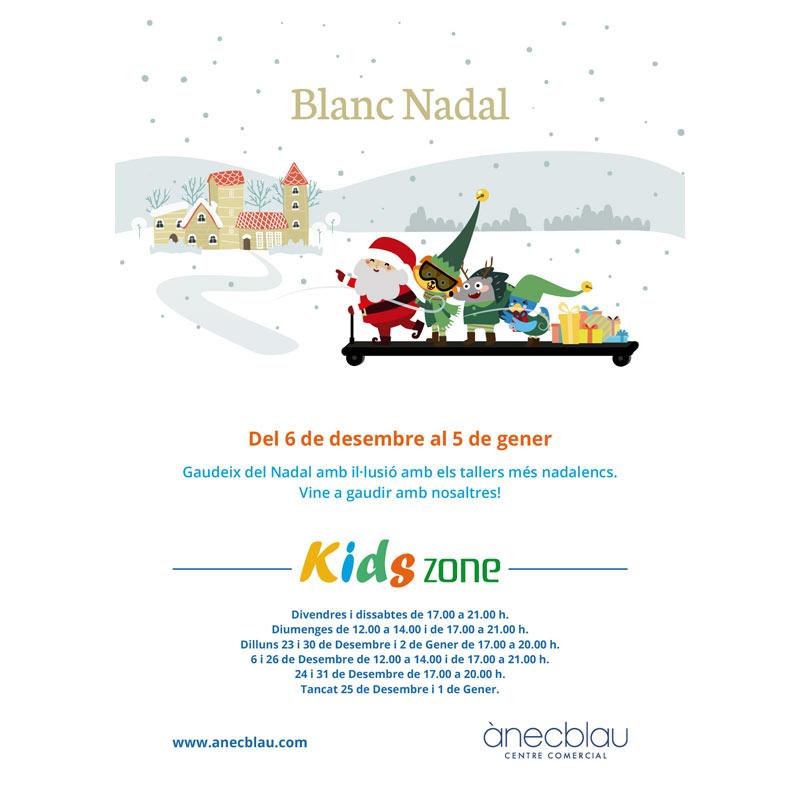 Promociones Blanca Navidad Anecblau Anecblau