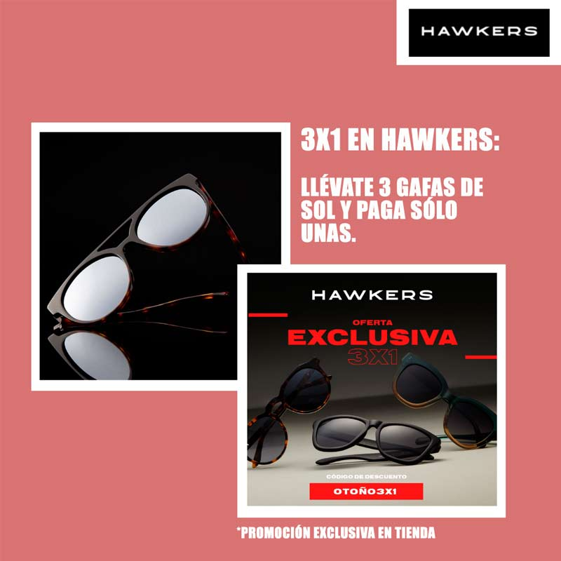 Promociones Hawkers Anecblau