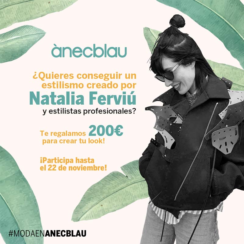 Gana un estilismo creado por Natalia Ferviú y su equipo de estilistas