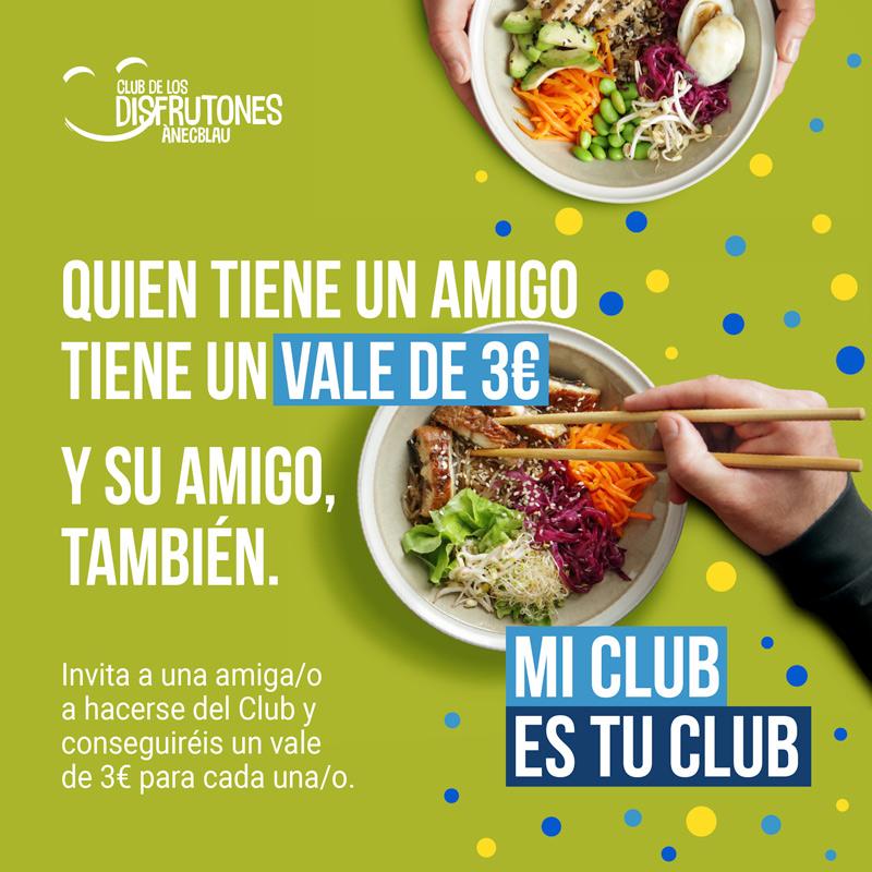 El meu Club és el teu Club!